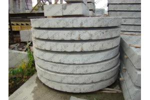 Элементы колодцев для канализаций районов г.Тюмени